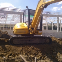 Advanced Rubber Track Technology Applied on Mini Excavator Tracks for the First Time