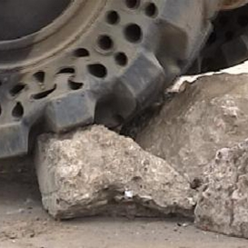Nu-Air Skid Steer Tires